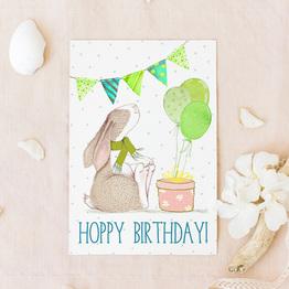 Hoppy Birthday!