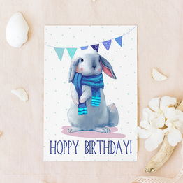 Hoppy Birthday!