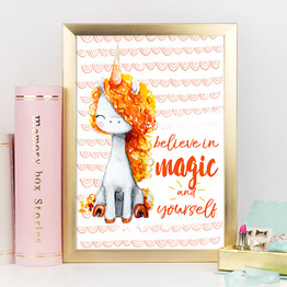 Believe In Magic And Yourself