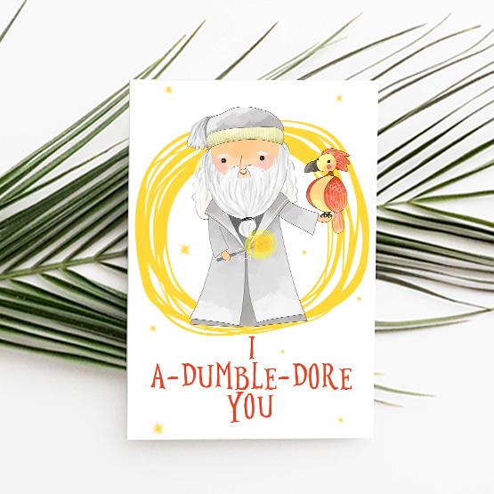 I A-Dumble-Dore You