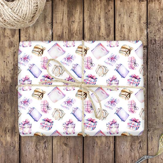 Geschenke Geschenkpapier