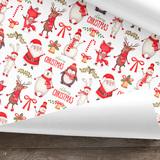 Merry Christmas Geschenkpapier