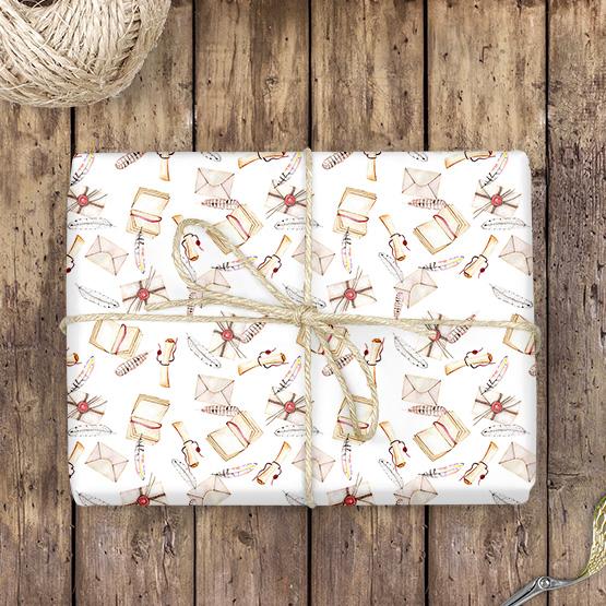 Papeterie Geschenkpapier
