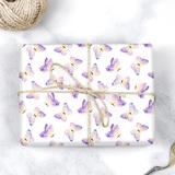 Schmetterling Geschenkpapier