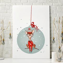 Weihnachtsreh