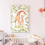 Mama Giraffe